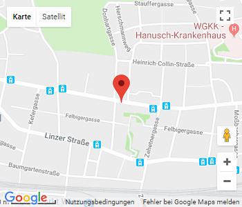 Google Map - Hütteldorfer Strasse 259